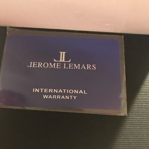 jerome lemars Accessories - Jerome Lemars Watch